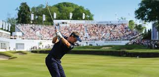 Behind the Scenes at the BMW PGA Championship