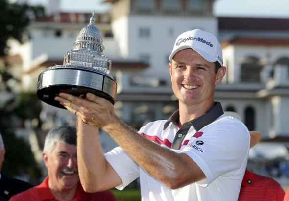 A Message From Justin Rose