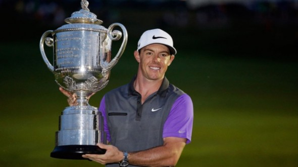 How will Rory McIlroy react?