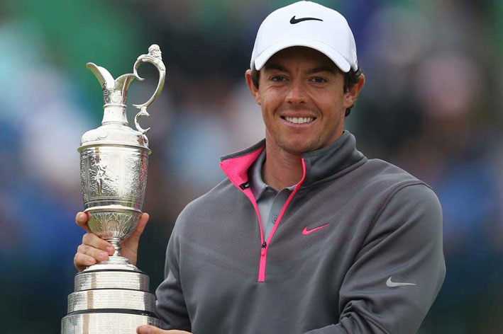 Career Year for McIlroy