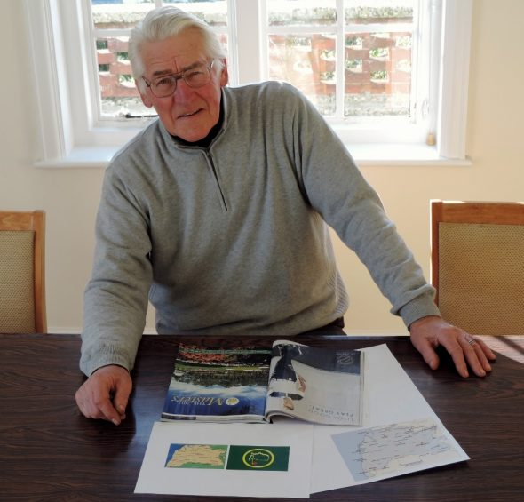 Suffolk Golf Club Uncovers Curious Connection To The Masters