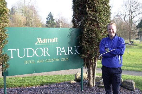 European Tour Pro Makes Tudor Park His Home