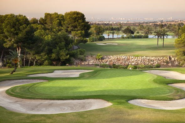 La Manga Club Extends Long-Term Association With Golf Icon Ballesteros