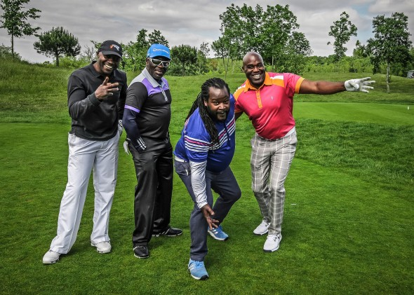 DJ Trevor Nelson Hosts Golf Nightclub At The Shire