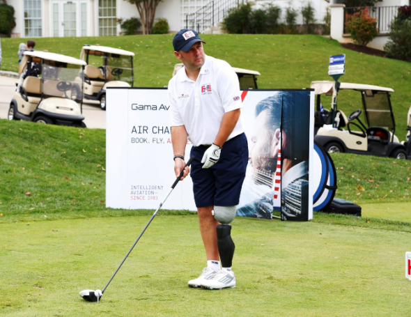 Royal St Georges Golf Club Hosts 2015 Simpson Cup For Injured Servicemen & Veterans