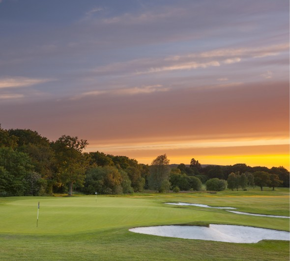 Marriott Forest of Arden Announces New Corporate and Society Golf Packages