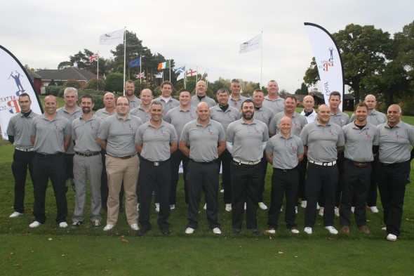 The Belfry Supports Battle Back Programme As Host Of Annual Championships