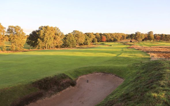 Walton Heath Golf Club, Old Course Review