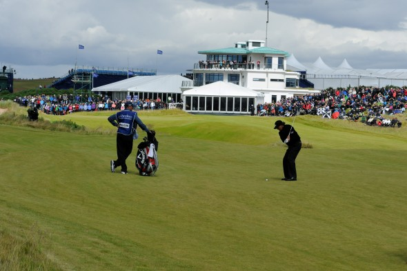 New Inverness-Heathrow Flights Welcomed By Castle Stuart Golf Links