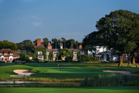 The Belfry Makes It A Hat-Trick At Today's Golfer Travel Awards