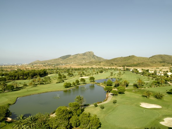 European No.1 Heads World-Class Golf Line-Up At La Manga Club
