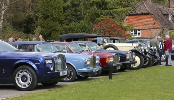 Sweetwoods Set To Welcome Rolls Royce Gathering