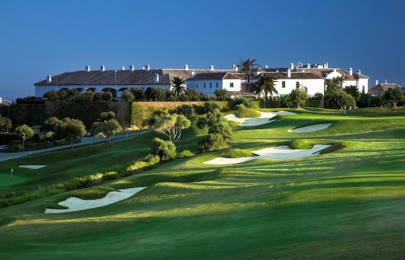 Finca Cortesin Is Latest Five-Star Venue To Join World Of Leading Golf