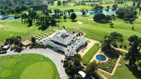 Stoke Park 'Open Day' Offers First Glimpse Of Refurbished Colt