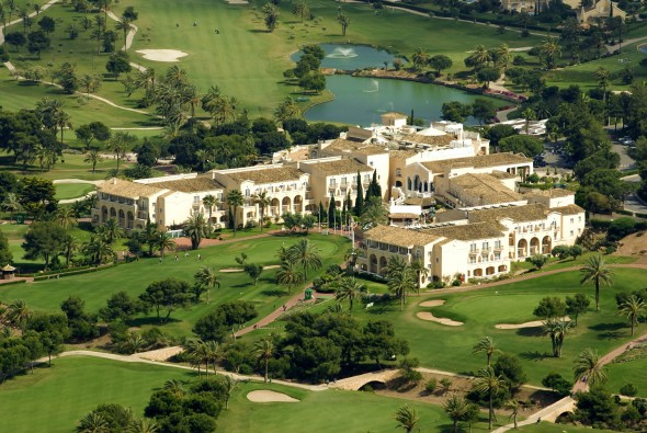 La Manga Club Eyes Global Travel High-Five