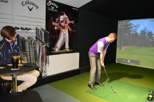 Hever Castle Golf Club Transforms Pro Shop With New Hi-Tech Studio