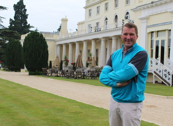 Stoke Park's Sir Matt Tips Rose To Bloom In Rio