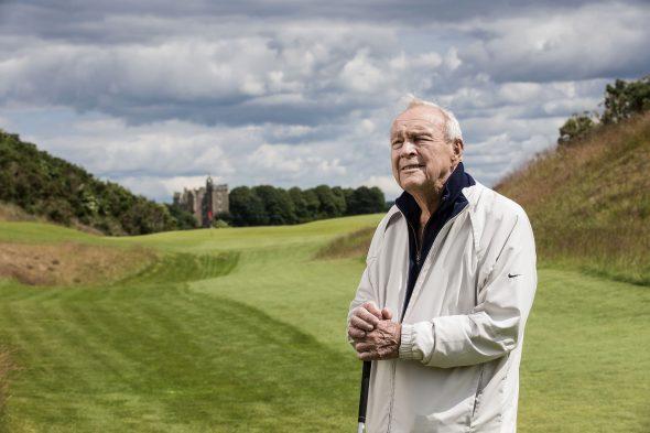 Castle Stuart Remembers Arnold Palmer, Legend And Gentleman