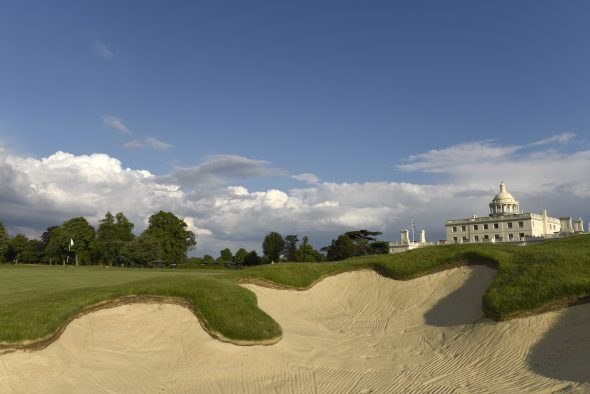 Back Nine Boost For Stoke Park's Historic Course