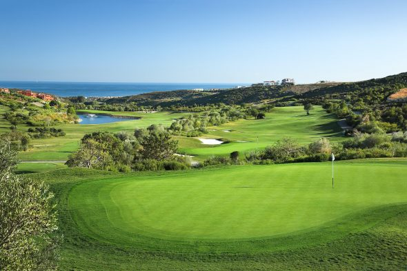 New Bunkers To Enhance Finca Cortesin Golf Experience