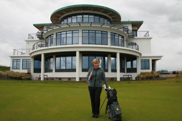 Castle Stuart Ladies Open Role For Gillian Stuart