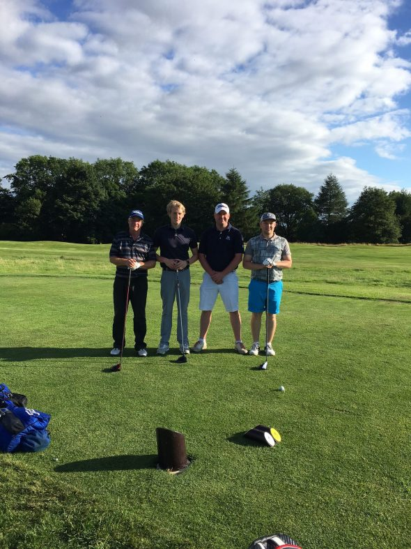 100 Holes In A Day For Breadsall Priory Golfers