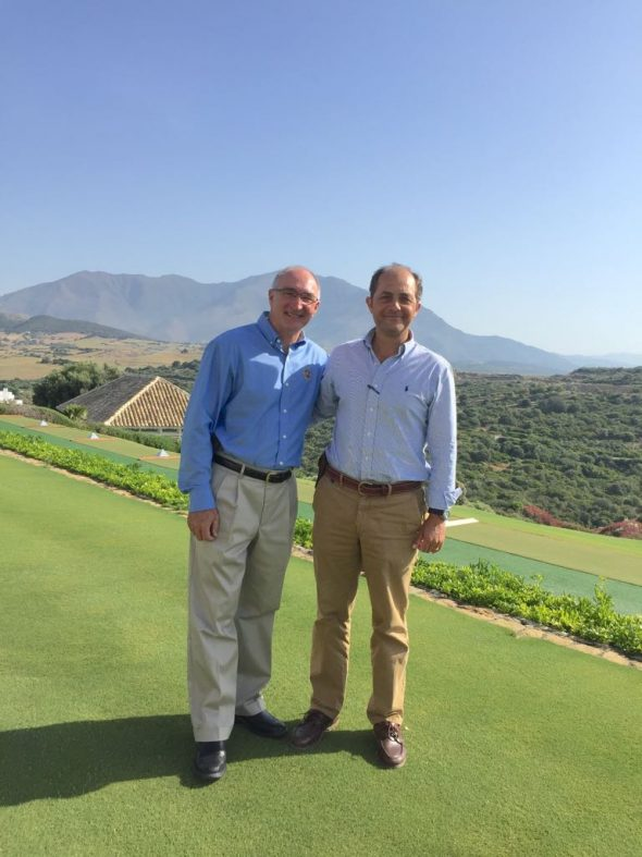 New Finca Cortesin Greens To Set The Pace In Spain