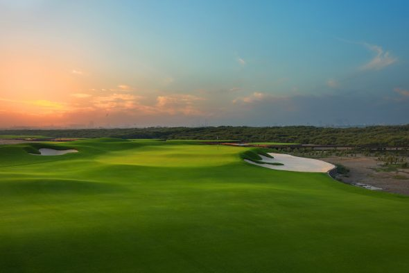 Al Zorah Golf Club Review