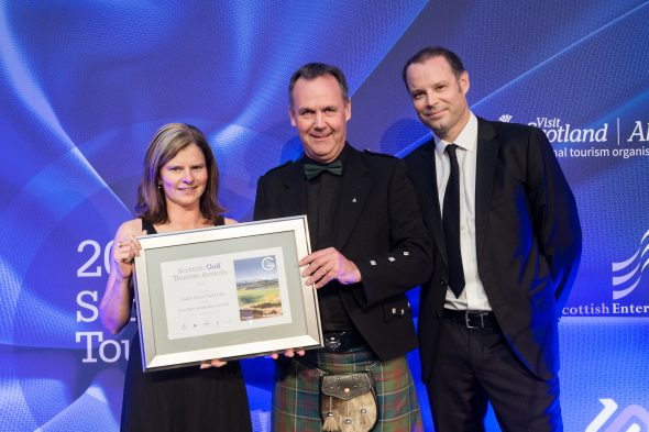 Castle Stuart Honoured At Scottish Golf Tourism Awards