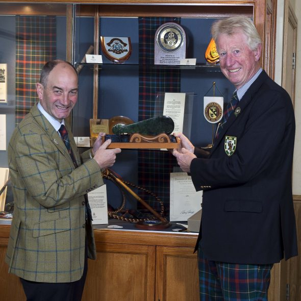 Royal Collection Goes On Display At Dornoch