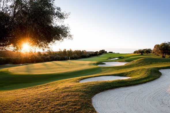 Finca Cortesin Has Winter Golf Off To A Tee