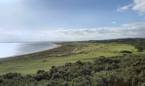 Royal Dornoch Prepares To Welcome International Golf Event