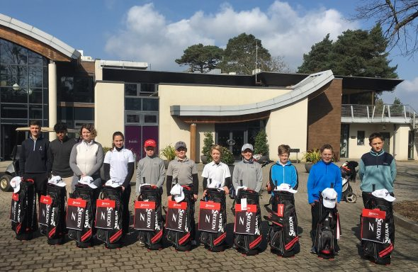 Foxhills Young Guns Shine To Earn Foundation Chance