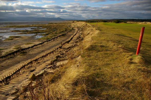 Royal Dornoch Helps Nature Hold Back The Tide