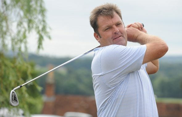 Ryder Cup Veteran Aims For Foxhills Glory