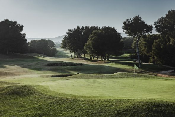 West Passes The Top 100 Test At La Manga Club