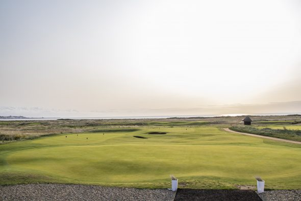 Prince's Golf Club Reveals Spectacular New Short-Game Area