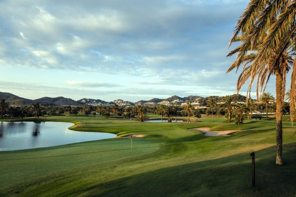New Golf Accolade For La Manga Club Is Just Gr-Eight