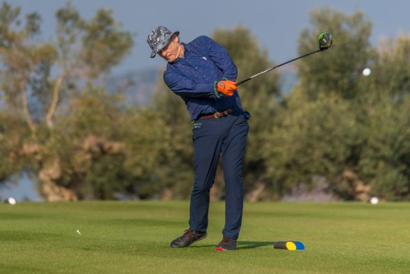 Great Golf And Familiar Faces At Costa Navarino's Season Opener
