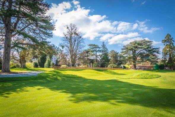 European Tour Players Opens World Class Short Game Area At Moor Park Golf Club