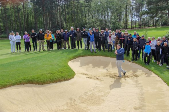 New Foxhills Practice Den 'Up There With The Best Of Britain'