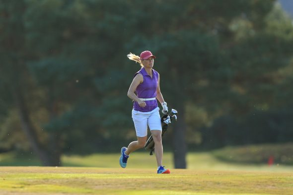 Fleet-Footed Foxhills Leads The Speed Golf Charge