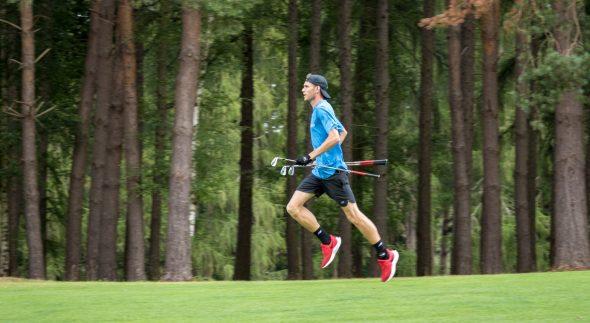 Kiwi Blitzes Foxhills To Claim SpeedGolf Title