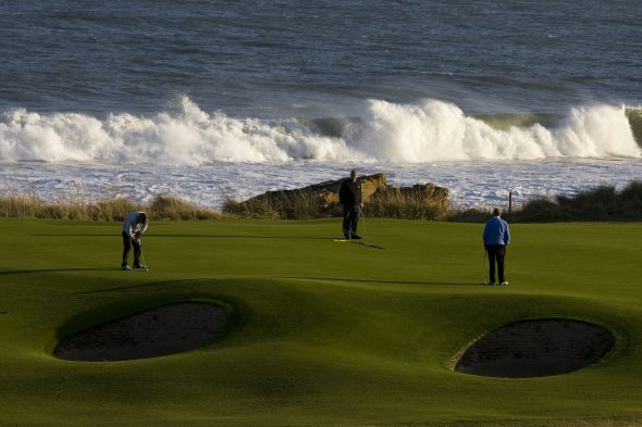Royal Dornoch Tops World Best Courses Leader Board