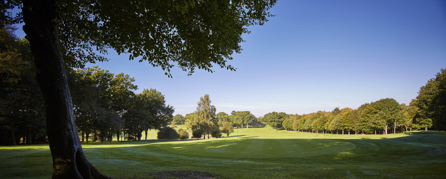 Course at Alresford Golf Club Image