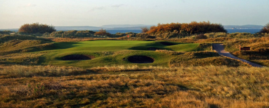 Golf Courses in Hampshire