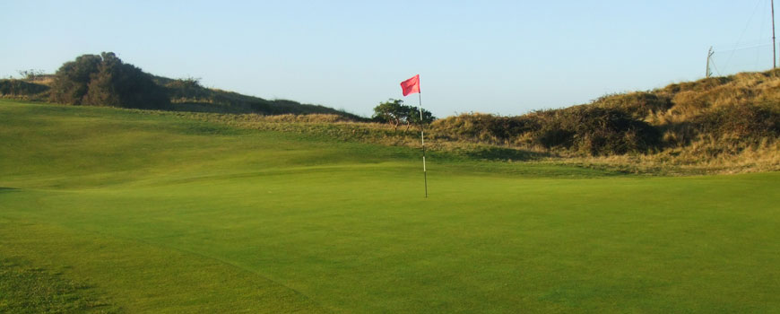 Course at Hayling Golf Club Image