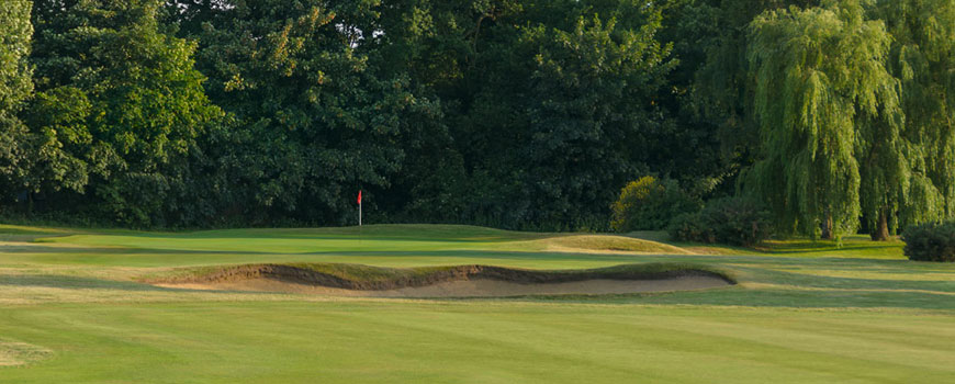 Course at Old Fold Manor Golf Club Image