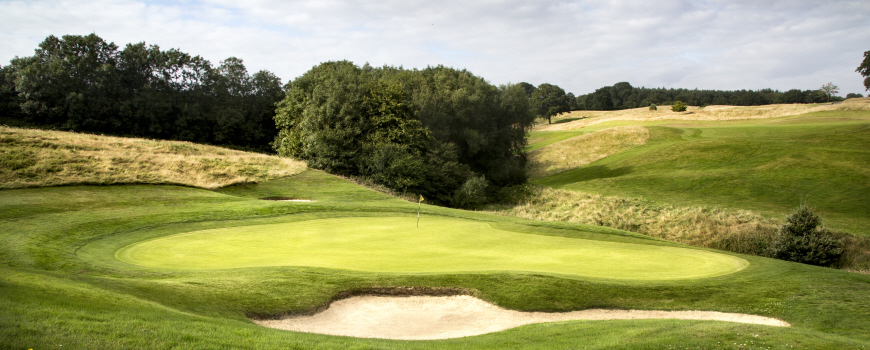 Dale Hill Course at Dale Hill Hotel and Golf Club in East Sussex
