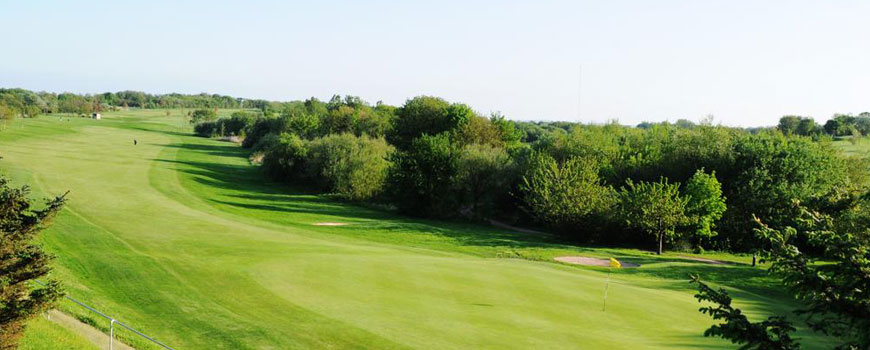 Heysham Golf Club at Heysham Golf Club in Lancashire